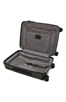 Женский дорожный чемодан latitude TUMI черного цвета, арт. 0287660D | Фото 3 (Статус проверки: Проверено, Проверена категория; Ограничения доставки: oversized; Размер: large)