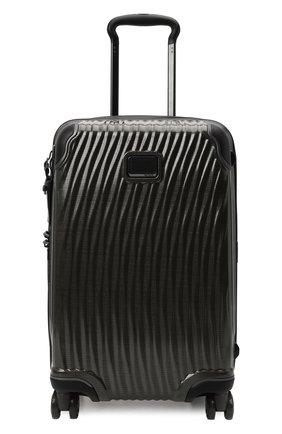 Женский дорожный чемодан latitude TUMI черного цвета, арт. 0287660D | Фото 4 (Статус проверки: Проверено, Проверена категория; Ограничения доставки: oversized; Размер: large)