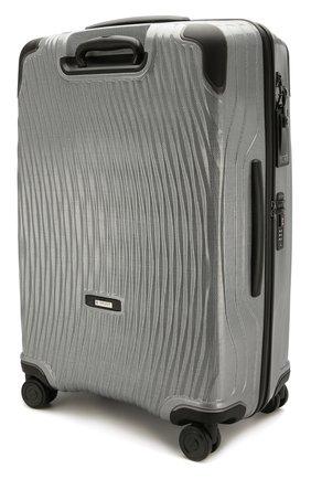 Женский дорожный чемодан latitude TUMI серебряного цвета, арт. 0287669SLV | Фото 2