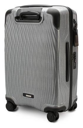 Женский дорожный чемодан latitude TUMI серебряного цвета, арт. 0287664SLV | Фото 2