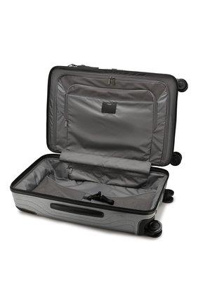 Женский дорожный чемодан latitude TUMI серебряного цвета, арт. 0287664SLV | Фото 3 (Статус проверки: Проверено, Проверена категория; Ограничения доставки: oversized; Размер: large)