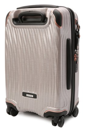 Женский дорожный чемодан latitude TUMI золотого цвета, арт. 0287660BLH | Фото 2