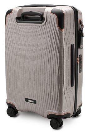 Женский дорожный чемодан latitude TUMI золотого цвета, арт. 0287664BLH | Фото 2