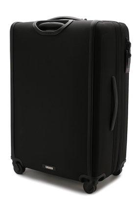 Женский дорожный чемодан alpha 3 TUMI черного цвета, арт. 02203067D3 | Фото 2