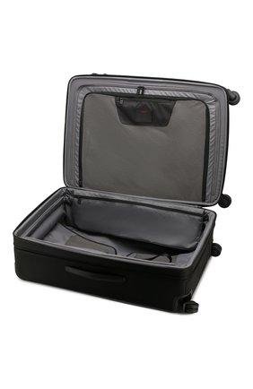 Женский дорожный чемодан alpha 3 TUMI черного цвета, арт. 02203067D3 | Фото 3 (Статус проверки: Проверено, Проверена категория; Ограничения доставки: oversized; Размер: large)