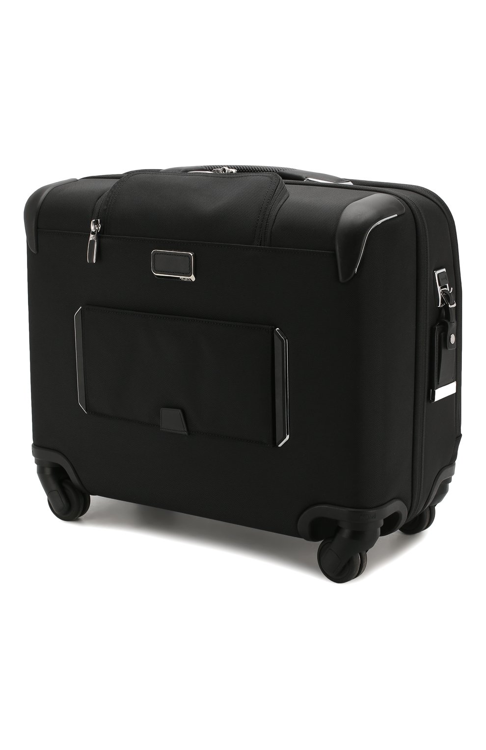 Женский дорожный чемодан arrive TUMI черного цвета, арт. 025503663D3 | Фото 2 (Статус проверки: Проверено, Проверена категория; Размер: large; Ограничения доставки: oversized)