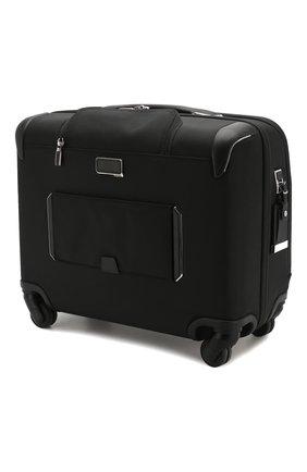 Женский дорожный чемодан arrive TUMI черного цвета, арт. 025503663D3 | Фото 2
