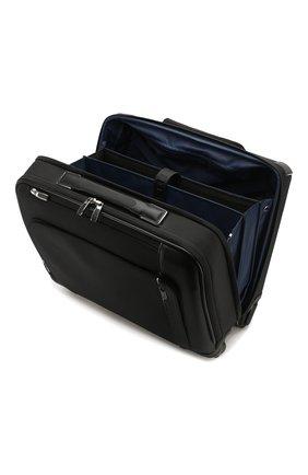 Женский дорожный чемодан arrive TUMI черного цвета, арт. 025503663D3 | Фото 3 (Статус проверки: Проверено, Проверена категория; Размер: large; Ограничения доставки: oversized)