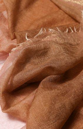 Шарф из смеси кашемира и шелка   Фото №2