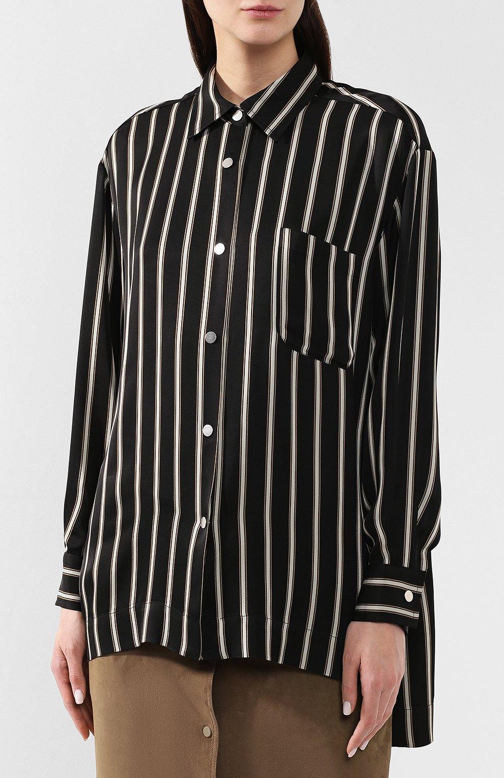 Рубашка в полоску | Фото №3