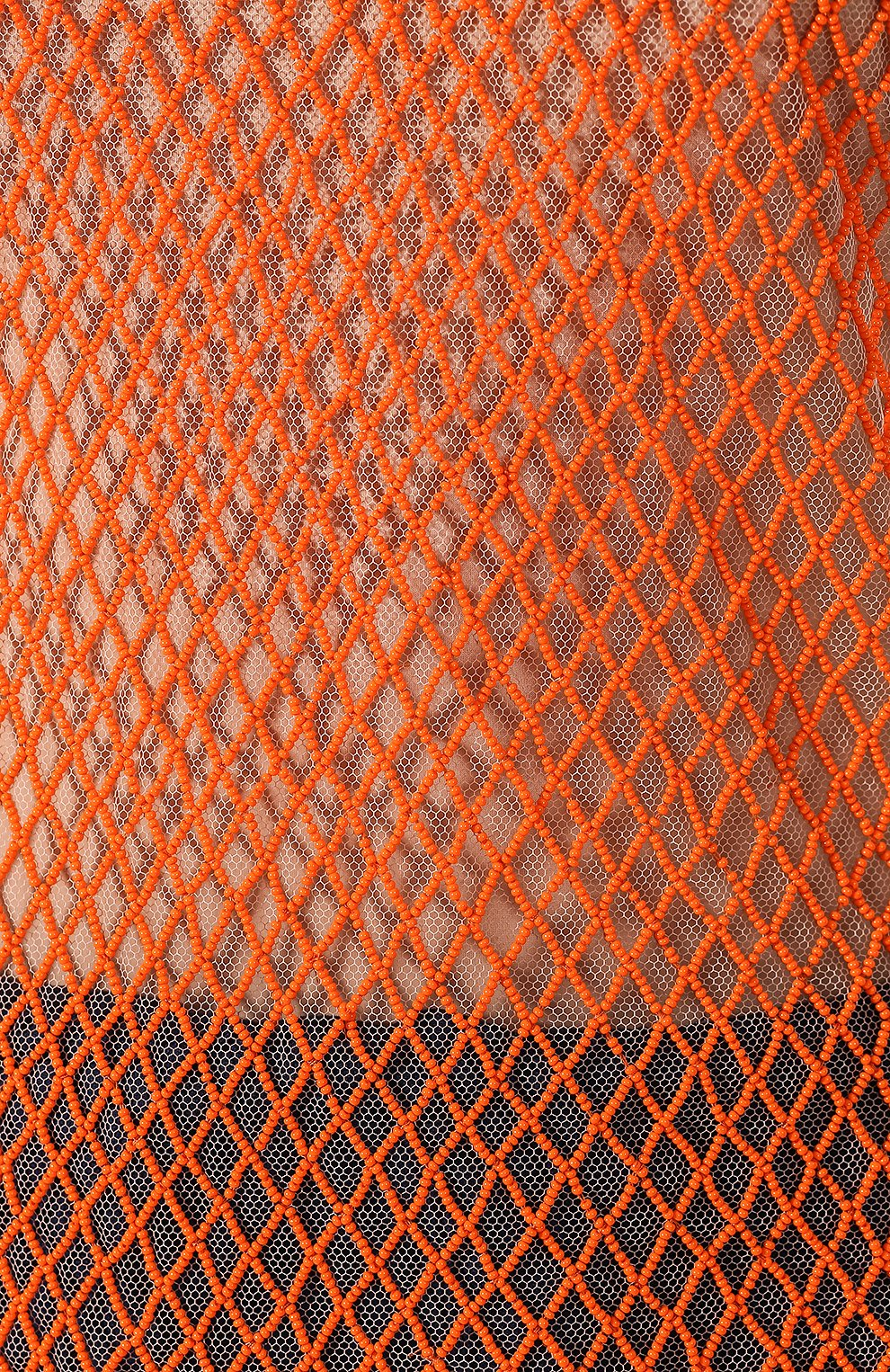 Топ Dries Van Noten оранжевый   Фото №5