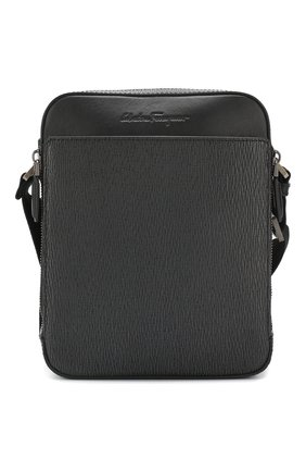 Кожаная поясная сумка | Фото №1