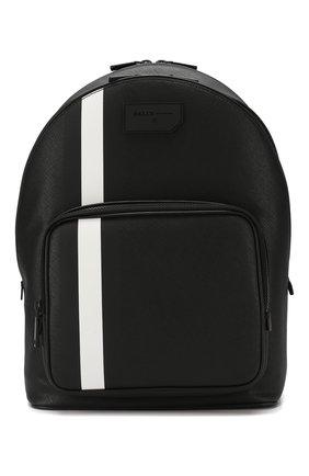 Мужской рюкзак off shore BALLY черного цвета, арт. SARKIS.0F/00 | Фото 1
