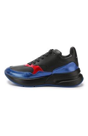 Кожаные кроссовки   Фото №3