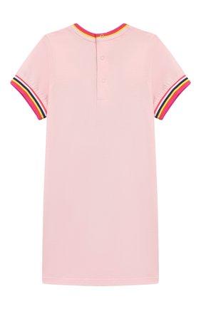 Женский мини-платье MARC JACOBS (THE) розового цвета, арт. W02125/2A-3A | Фото 2