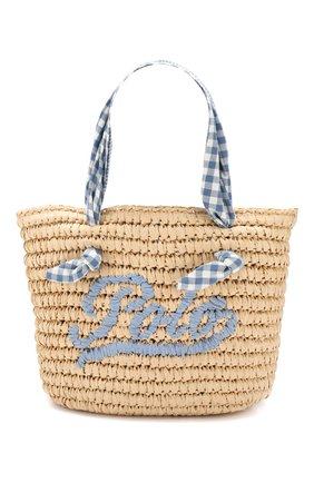 Плетеная сумка | Фото №1