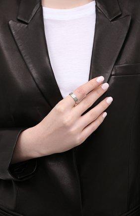 Женское кольцо LEVASHOVAELAGINA серебряного цвета, арт. vz/r | Фото 2