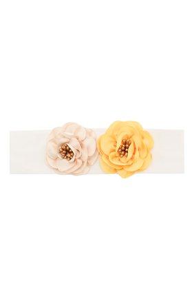 Повязка Gold flower | Фото №1