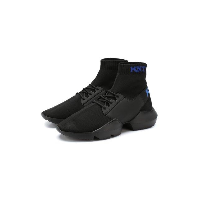 Текстильные кроссовки KNT — Текстильные кроссовки