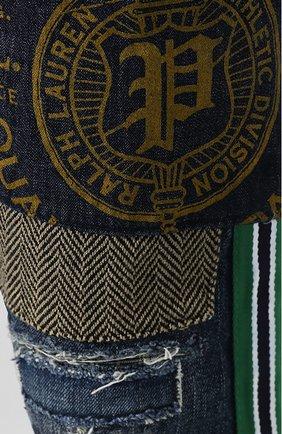 Джинсы Polo Ralph Lauren синие   Фото №5