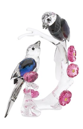 Мужского фигурка magpies SWAROVSKI разноцветного цвета, арт. 5371643 | Фото 2