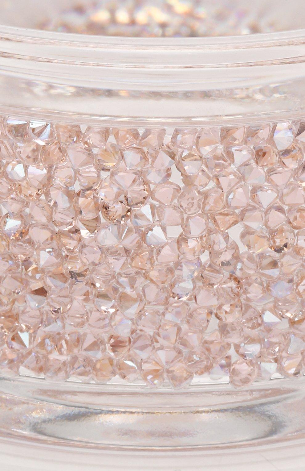 Мужского подсвечник shimmer SWAROVSKI розового цвета, арт. 5474276 | Фото 3