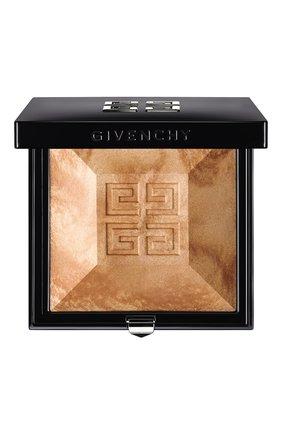 Пудра для сияния лица Healthy Glow Powder, 4.5 натуральный золотой | Фото №1