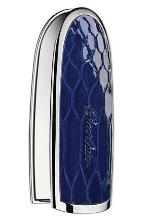 Футляр для губной помады Rouge G, оттенок Синий электрик | Фото №1