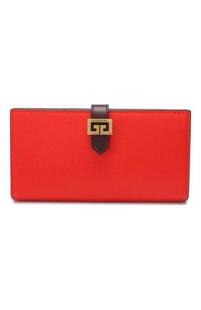 Кожаный кошелек GV3   Фото №1