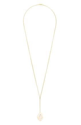 Женская колье jane COPINE JEWELRY золотого цвета, арт. JANEGLD | Фото 1