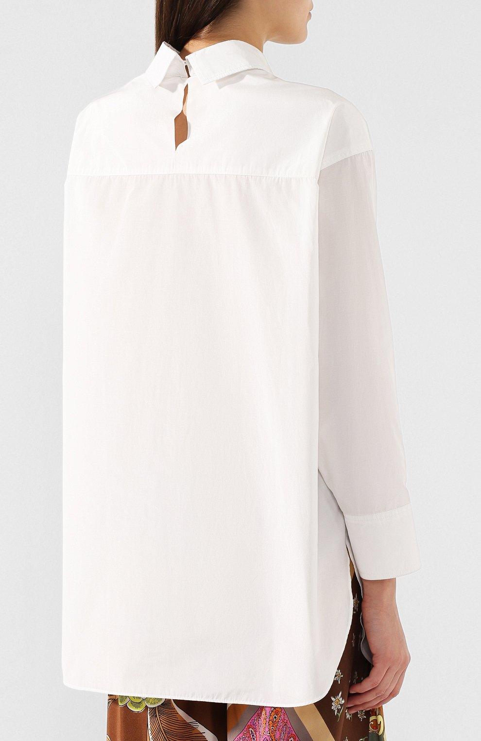 Рубашка Dorothee Schumacher белая   Фото №4