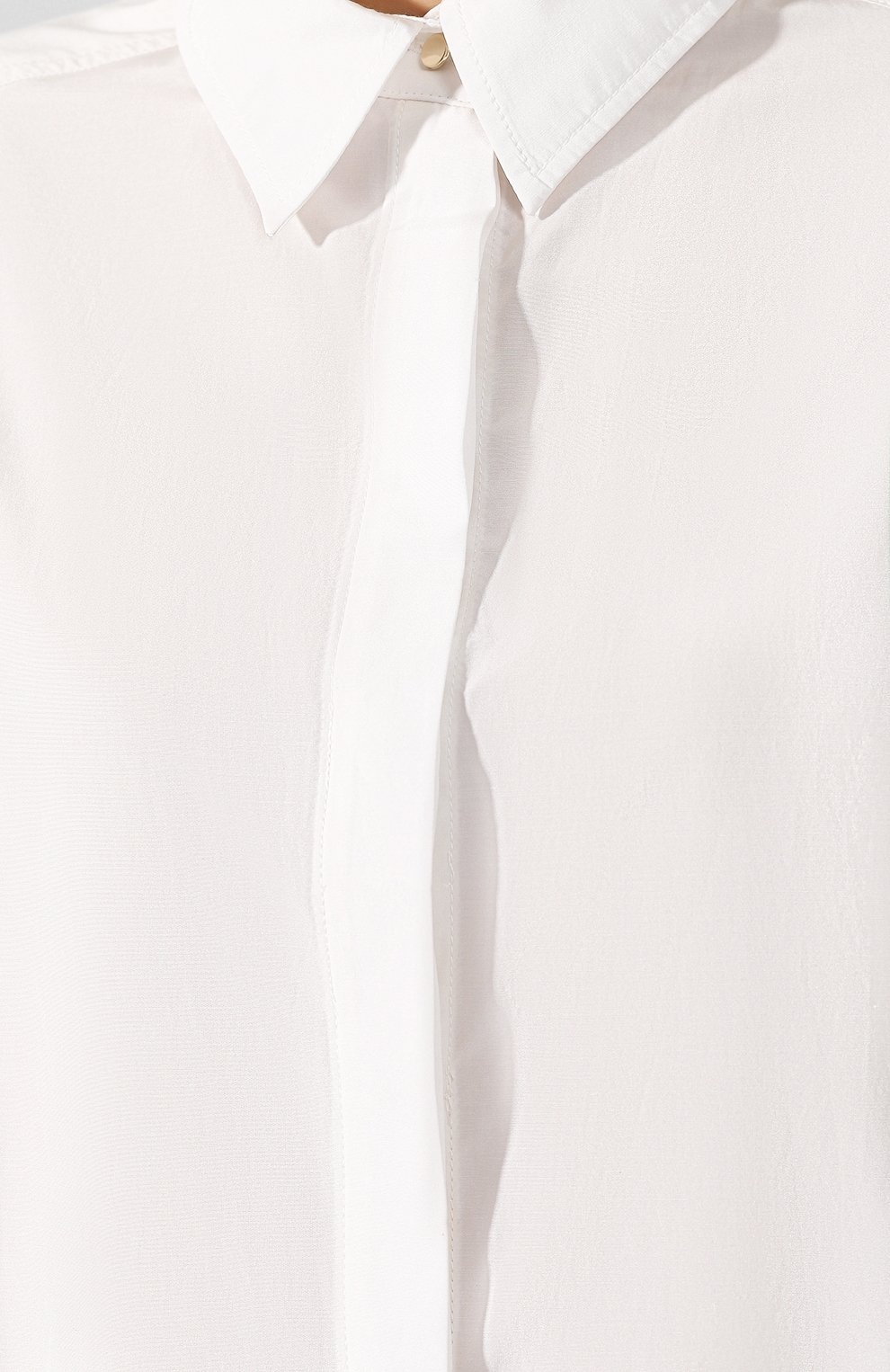 Рубашка Dorothee Schumacher белая   Фото №5