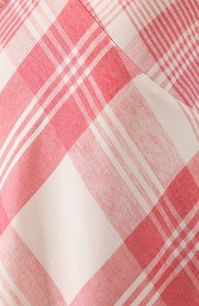 Платье-миди Polo Ralph Lauren разноцветное | Фото №5
