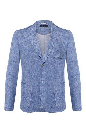 Хлопковый пиджак   Фото №1