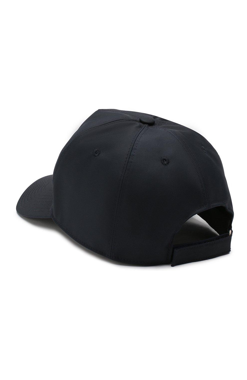 Бейсболка Givenchy темно-синего цвета | Фото №2
