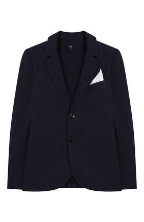 Пиджак на двух пуговицах   Фото №1