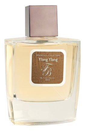 Женский парфюмерная вода ylang ylang FRANCK BOCLET бесцветного цвета, арт. 3575070044591 | Фото 1