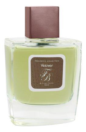 Женский парфюмерная вода vetiver FRANCK BOCLET бесцветного цвета, арт. 3575070044638 | Фото 1