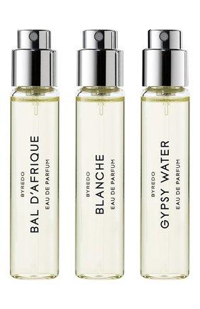 Набор парфюмерной воды La Sélection Nomade | Фото №1