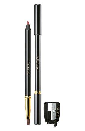 Женский карандаш для губ, оттенок 05 classy rose SENSAI бесцветного цвета, арт. 34371 | Фото 1