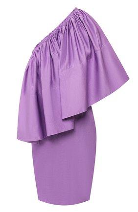Платье из смеси вискозы и льна | Фото №1