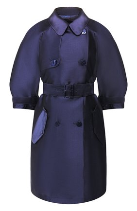 Пальто с поясом   Фото №1