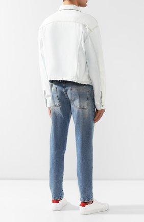 Комплект из плаща и куртки Maison Margiela бежевого цвета | Фото №7