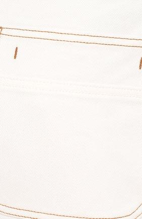 Джинсы Jacquemus белые | Фото №5