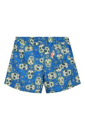 Детские плавки-шорты SUNUVA разноцветного цвета, арт. S9371/7-14 | Фото 2