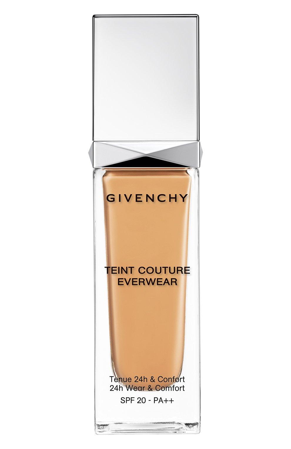 Тональный флюид Teint Couture Everwear SPF20-PA++, №Y210   Фото №1