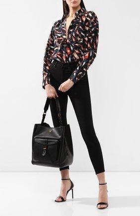 Женская сумка t twist  TOM FORD черного цвета, арт. L1182T-CT3   Фото 2