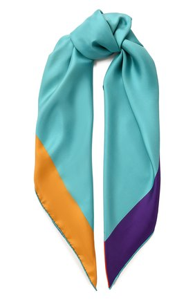 Шелковый платок l'Infinito | Фото №1