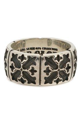 Серебряное кольцо Гротеск | Фото №1