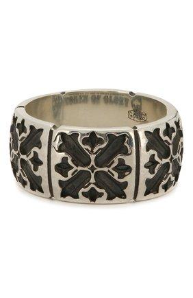 Серебряное кольцо Гротеск | Фото №2
